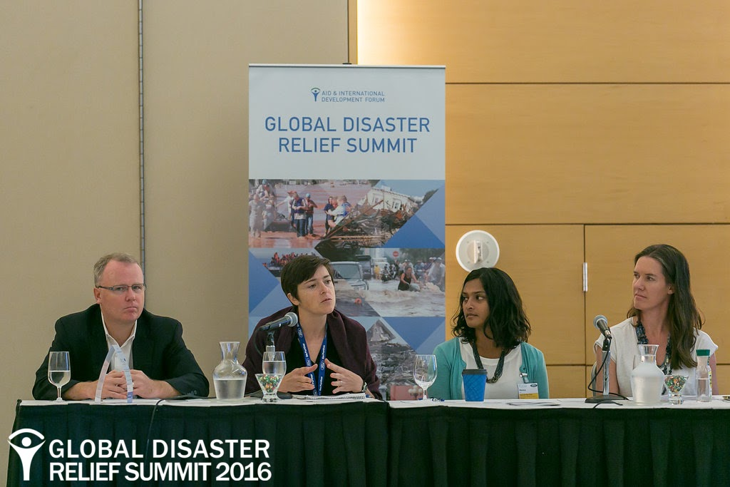 AIDF Disaster Relief Summit